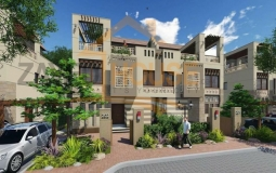 Twinhouse in Address East New Cairo